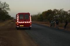 Don d'une ambulance