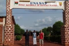 Visite de l'ENASAP