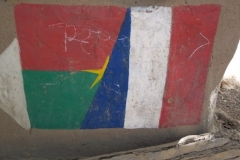 Symbole de l\'échange Faso Feu / Brukina Faso