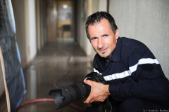 Photographe sur intervention