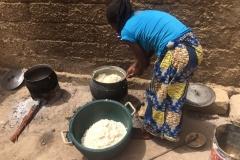 Cuisine de Wassongdo